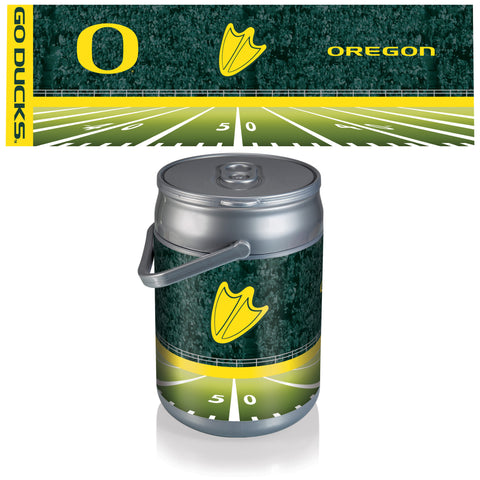 Oregon Ducks Can Cooler in Football Design