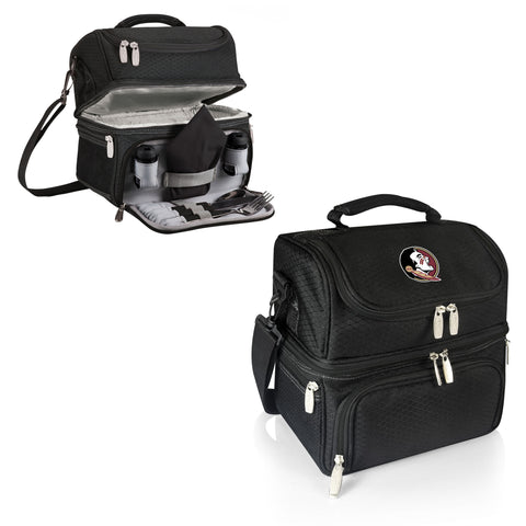 Florida State Seminoles Pranzo Lunch Tote in Black