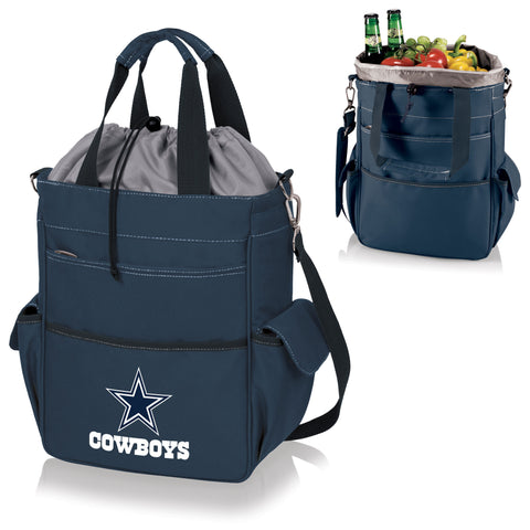 Dallas Cowboys Activo Cooler Tote in Navy