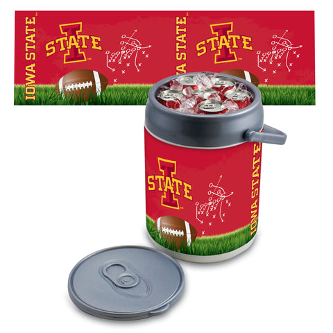 Iowa State Cyclones Can Cooler in Football Design