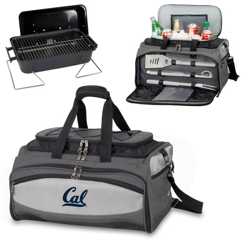 Cal Bears Buccaneer Portable BBQ and Cooler Tote