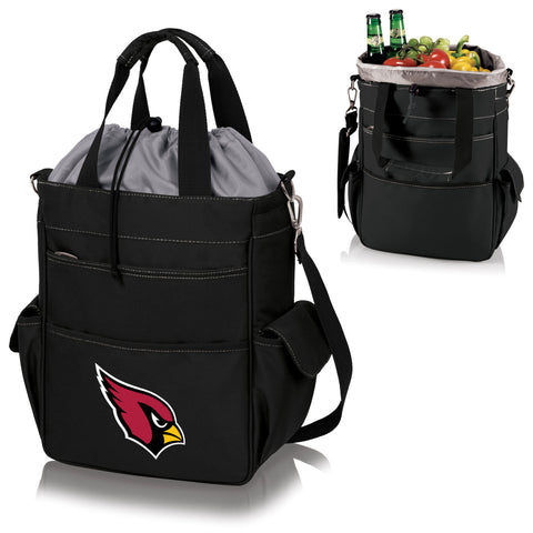 Arizona Cardinals Activo Cooler Tote in Black