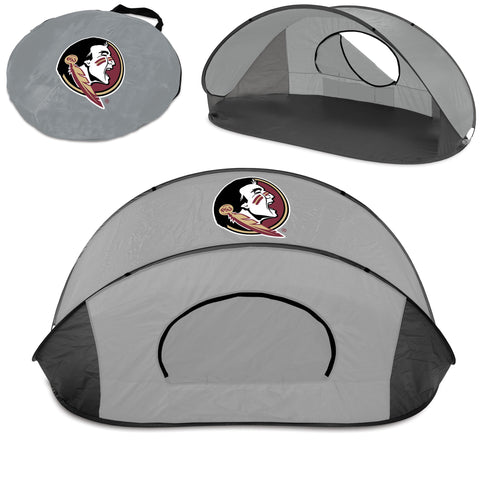 Florida State Seminoles Manta Sun Shelter in Grey