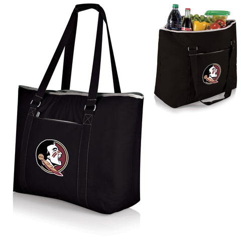 Florida State Seminoles Tahoe Cooler Tote in Black