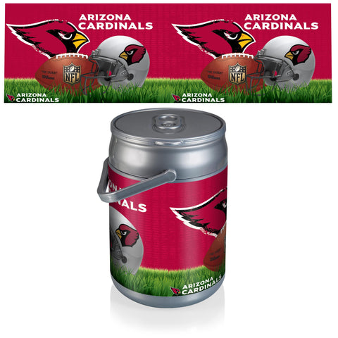 Arizona Cardinals Can Cooler in Football Design