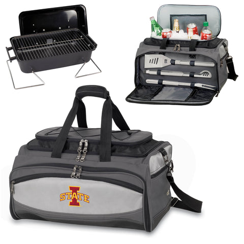 Iowa State Cyclones Buccaneer Portable BBQ and Cooler Tote