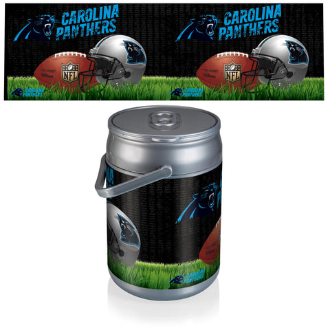 Carolina Panthers Can Cooler in Football Design