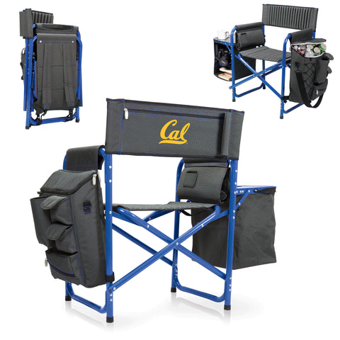 Cal Bears Fusion Chair in Fusion Grey/Blue