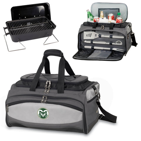 Colorado State Rams Buccaneer Portable BBQ and Cooler Tote
