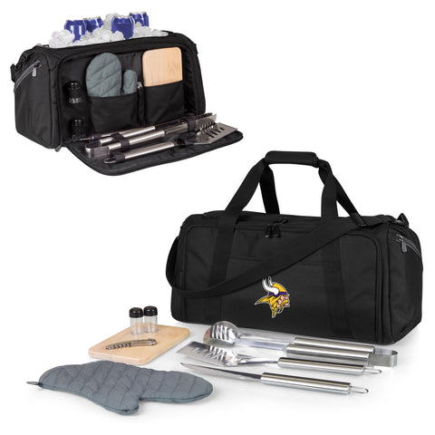 Minnesota Vikings BBQ Kit Cooler