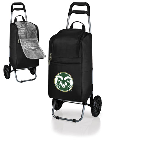 Colorado State Rams Cart Cooler in Black
