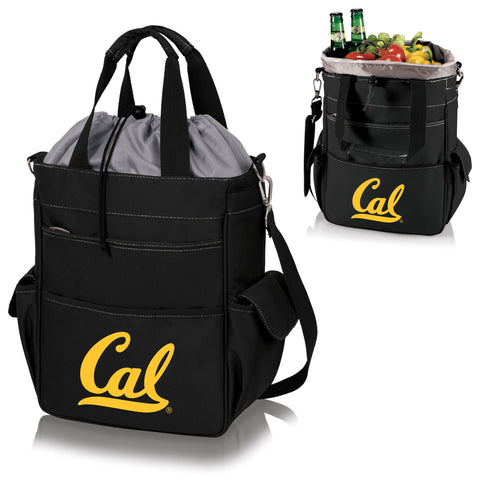 Cal Bears Activo Cooler Tote in Black