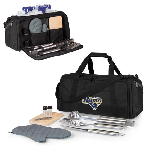 Los Angeles Rams BBQ Kit Cooler