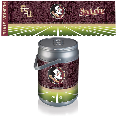 Florida State Seminoles Can Cooler in Football Design