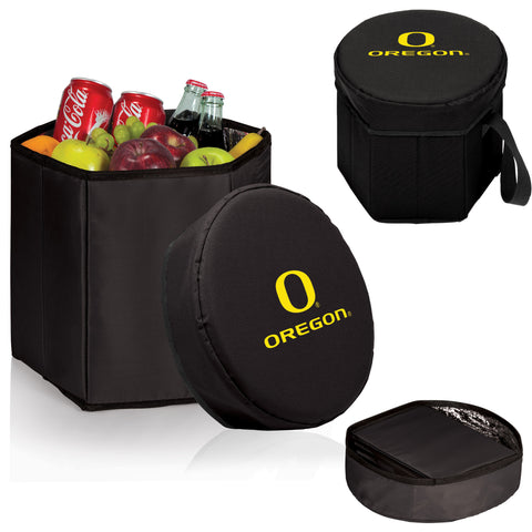 Oregon Ducks Bongo Cooler in Black