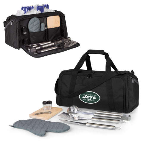 New York Jets BBQ Kit Cooler