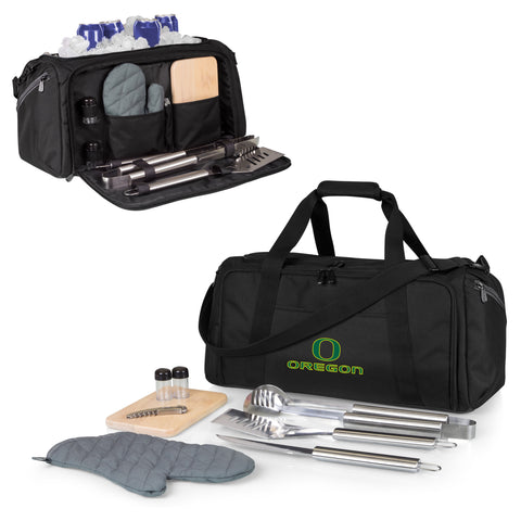 Oregon Ducks BBQ Kit Cooler