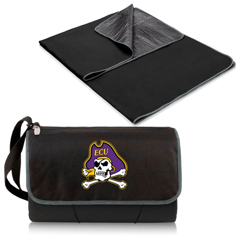 East Carolina Pirates Blanket Tote in Black