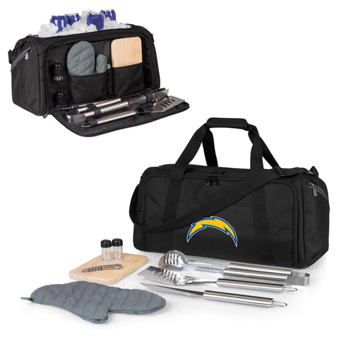 Los Angeles Chargers BBQ Kit Cooler