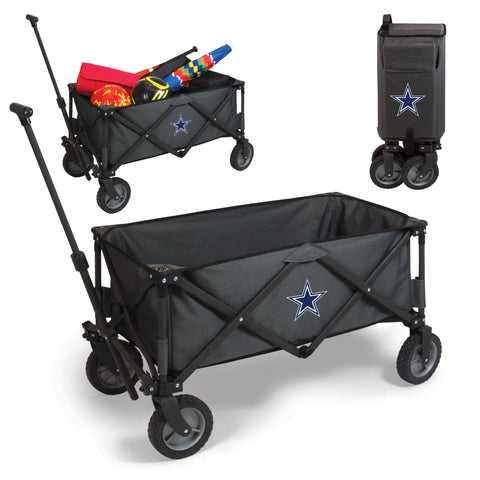 Dallas Cowboys Adventure Wagon in Dark Grey