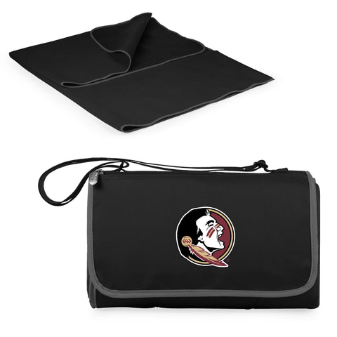 Florida State Seminoles Blanket Tote in Black