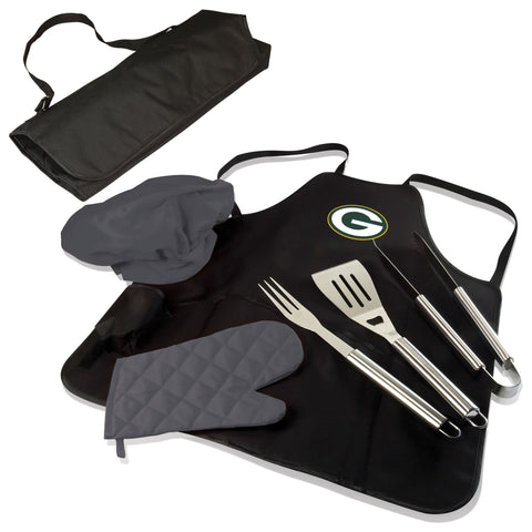 Green Bay Packers BBQ Apron Tote Pro
