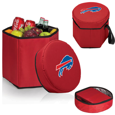 Buffalo Bills Bongo Cooler in Red