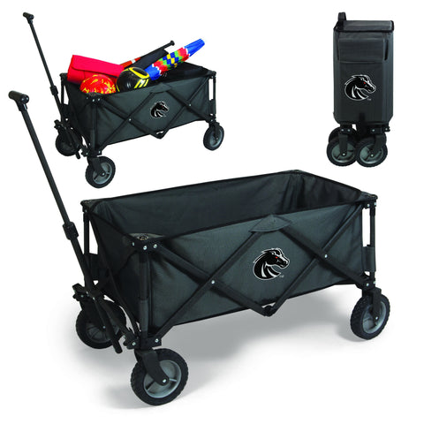 Boise State Broncos Adventure Wagon in Dark Grey