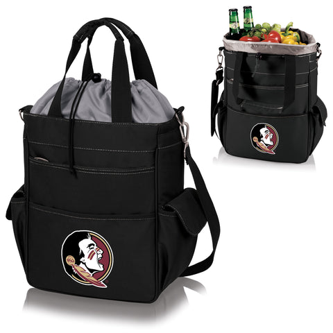 Florida State Seminoles Activo Cooler Tote in Black