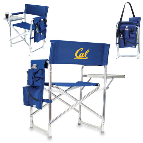 Cal Bears Sports Chair in Navy