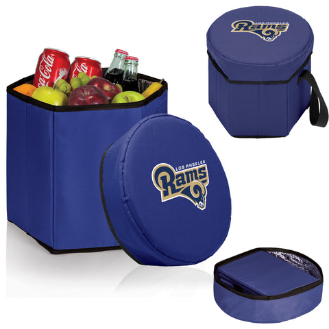 Los Angeles Rams Bongo Cooler in Navy