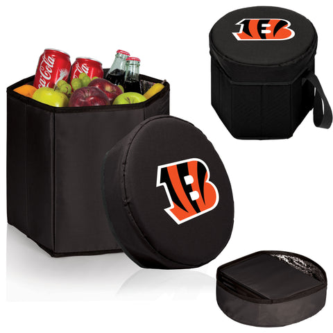 Cincinnati Bengals Bongo Cooler in Black