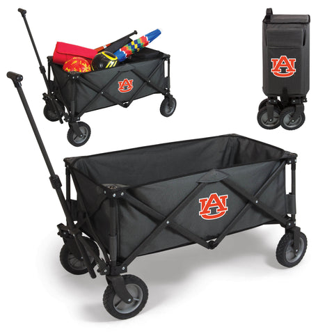 Auburn Tigers Adventure Wagon in Dark Grey