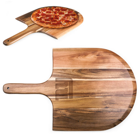 New York Giants Acacia Pizza Peel