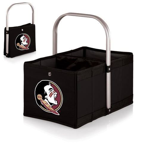 Florida State Seminoles Urban Basket in Black