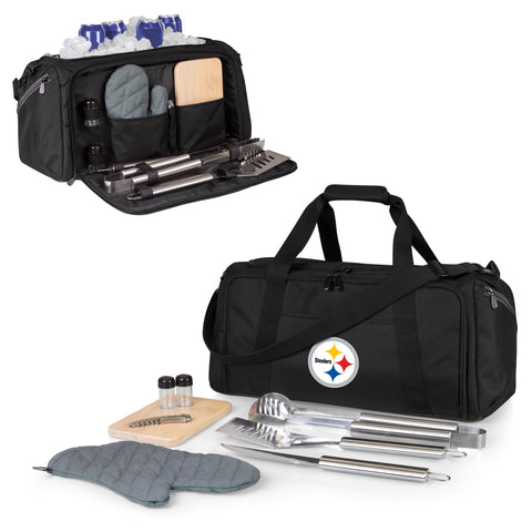 Pittsburgh Steelers BBQ Kit Cooler