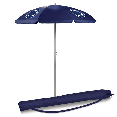 Penn State Nittany Lions 5.5' Portable Beach/Picnic Umbrella in Navy