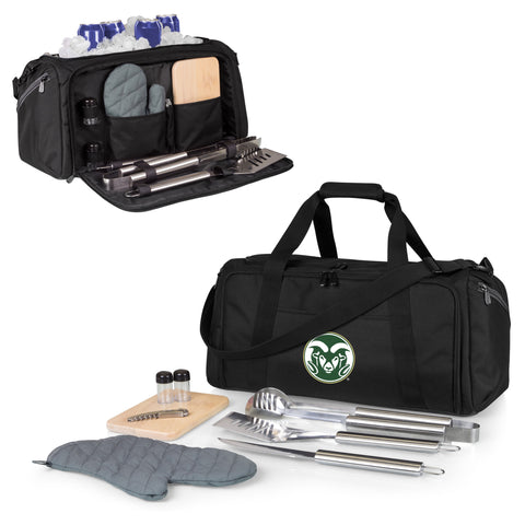 Colorado State Rams BBQ Kit Cooler