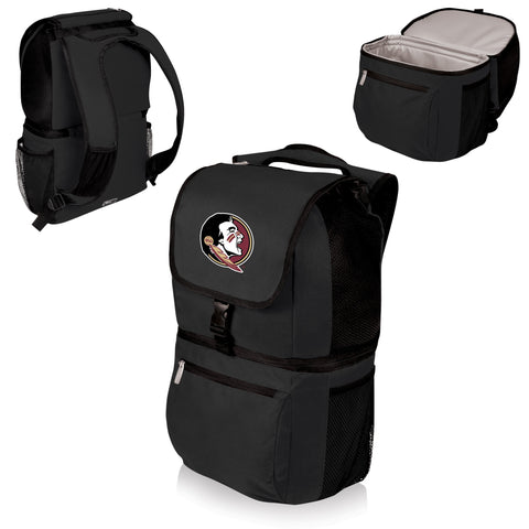 Florida State Seminoles Zuma Cooler Backpack in Black