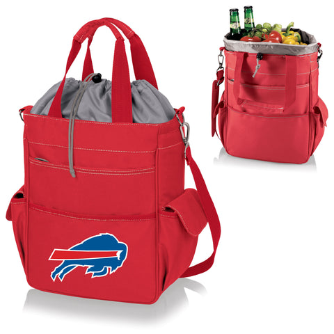 Buffalo Bills Activo Cooler Tote in Red
