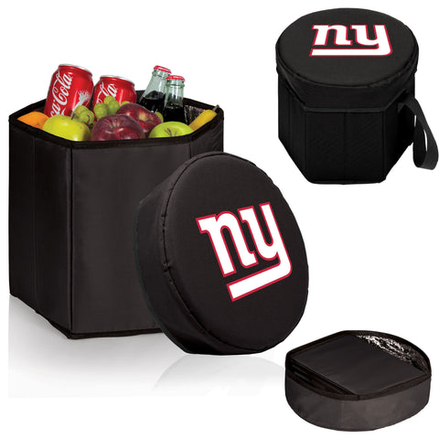 New York Giants Bongo Cooler in Black