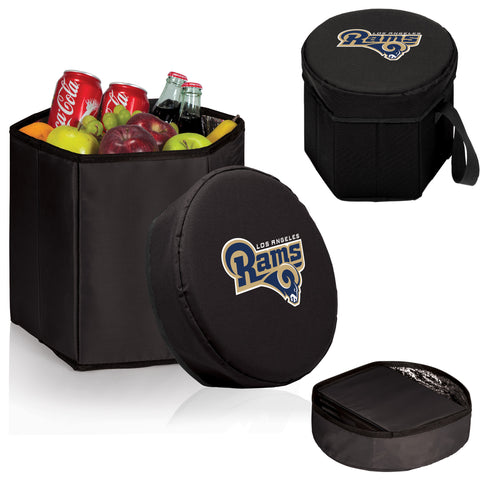 Los Angeles Rams Bongo Cooler in Black