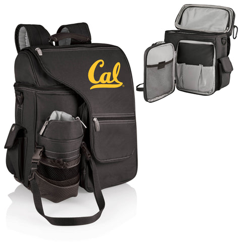 Cal Bears Turismo Cooler Backpack in Black