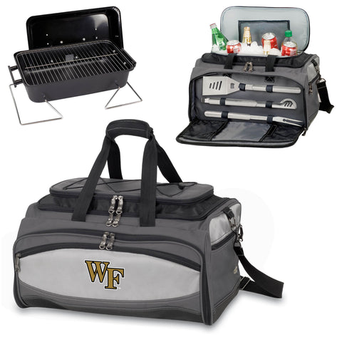 Wake Forest Demon Deacons Buccaneer Portable BBQ and Cooler Tote