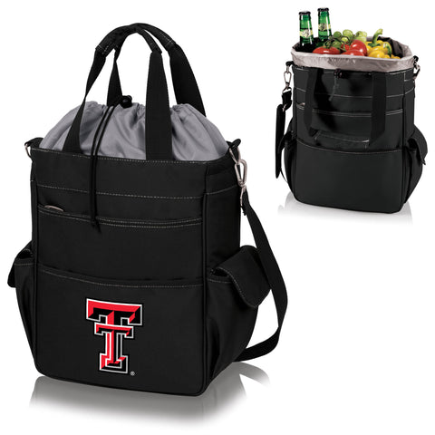 Texas Tech Red Raiders Activo Cooler Tote in Black