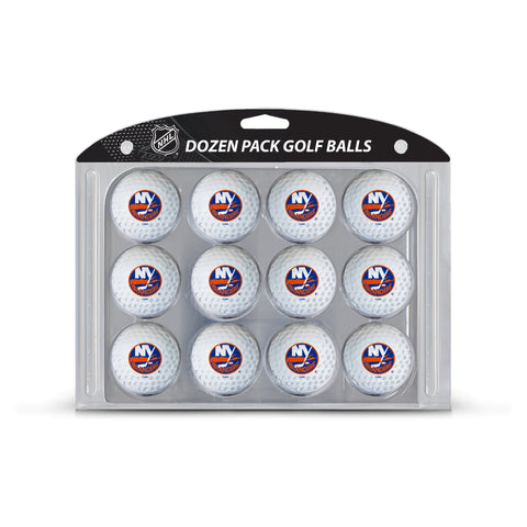 New York Islanders Golf Balls, 12 Pack