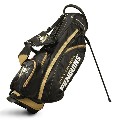 Pittsburgh Penguins Fairway Golf Stand Bag