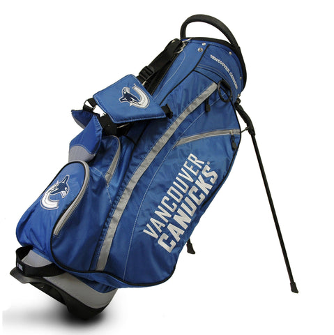 Vancouver Canucks Fairway Golf Stand Bag