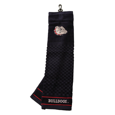 Gonzaga Bulldogs  Embroidered Golf Towel