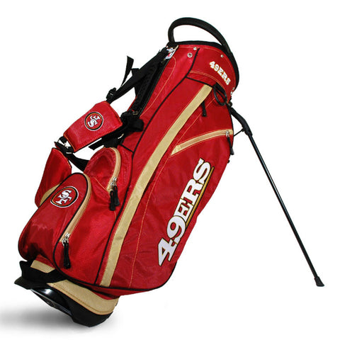 San Francisco 49ers Fairway Golf Stand Bag